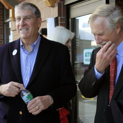 Former Gov. King says Cutler 'right guy' for Maine