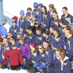 Vermont captures Eastern Nordic skiing title; Eastman shines for Maine team