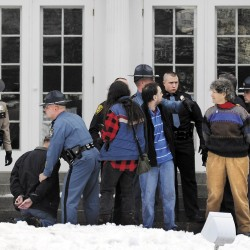 Occupy Augusta participant charged for allegedly threatening resident with sledgehammer