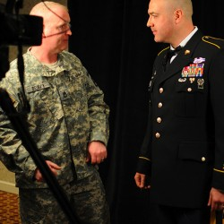 Greenbush Guardsman recognized for service