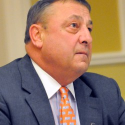 LePage withholding support for energy bill, wants wind rules changed