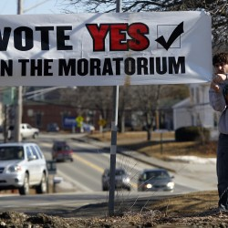 Opponents of 14-story tank in Searsport force vote on whether to stall project