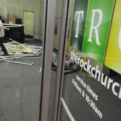 Federal judge dismisses suit over denial of Rock Church's expansion in Brewer