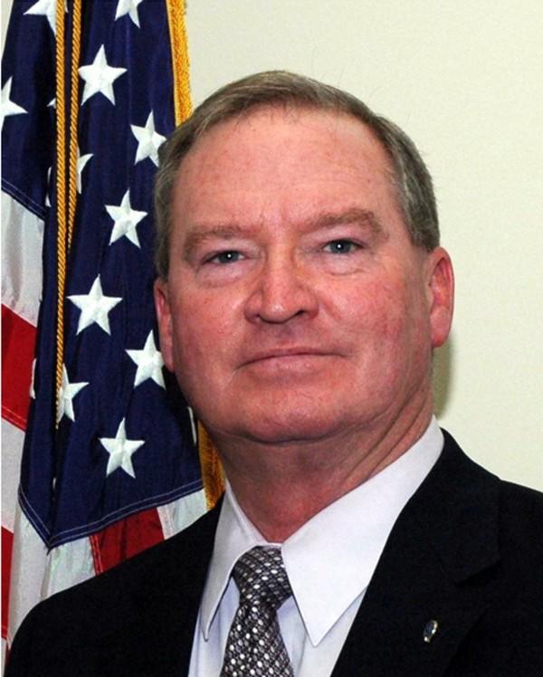 Roy McKinney, director of the Maine Drug Enforcement Agency