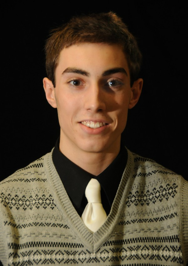 Cole LIbby of Bonny Eagle, Mr. Maine basketball 2012 finalist.