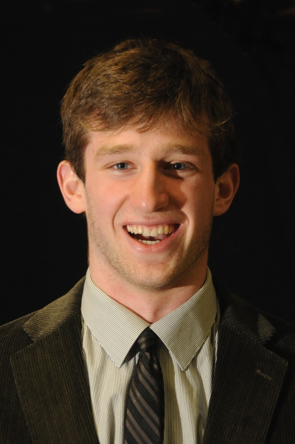 Cam Sennick of Mt. Blue, Mr. Maine basketball 2012 finalist.