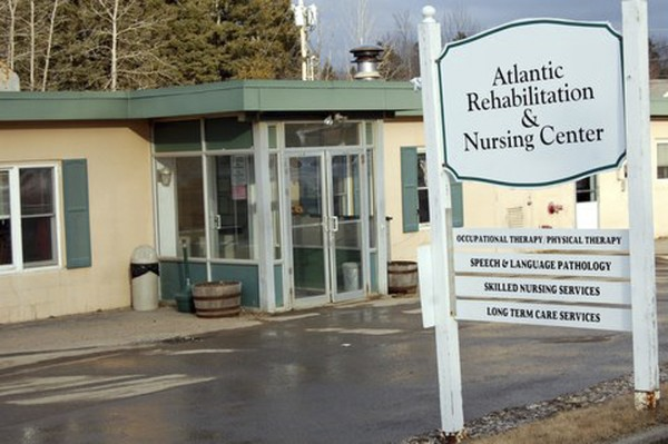 The Atlantic Rehabilitation and Nursing Center in Calais.