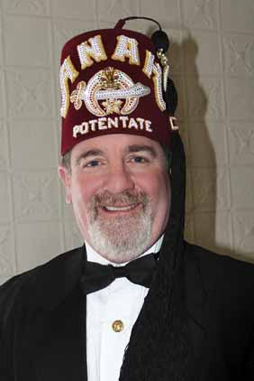 Anah Temple Shrine Potentate Anthony Bowers