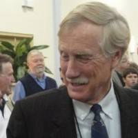 Angus King to appear on NBC's 'Nightly News,' 'Meet the Press' this week