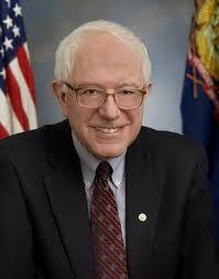 Rep. Bernie Sanders of Vermont