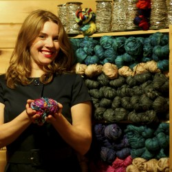 Sebec yarn business wins $25K in FedEx small-business competition