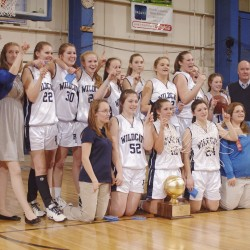 Ireland, Guerrette power Presque Isle girls past Nokomis for EM Class B title