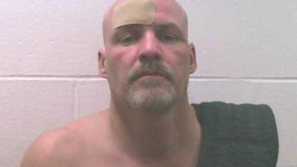 Brian Bouvier, 48, of Lewiston