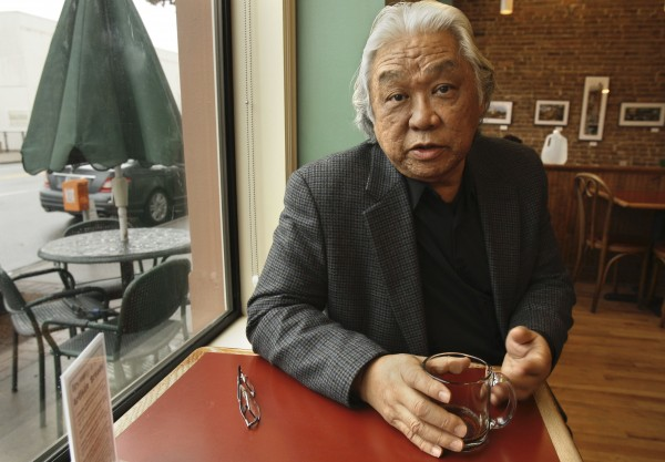 In this file photo taken Jan. 20, 2011, Glenn Nishimura discusses his health insurance situation at a coffee shop in Little Rock, Ark. Nishimura lost his health coverage after he left a full-time position with benefits in 2007, thinking he could land another good job. The recession destroyed that plan. He''s been denied coverage because of high blood pressure and high blood-sugar levels. A provision in the national health care law gave his state $46 million to insure people like him who've been denied coverage because of pre-existing conditions. But Nishimura said he can't afford the coverage.