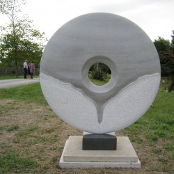 Sculpture unveiled on Bangor Waterfront