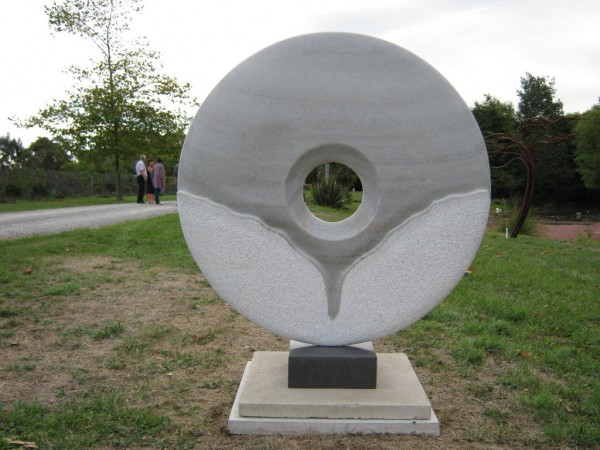 Johnny Turner of New Zealand is among eight sculptors chosen for the 2012 Schoodic International Sculpture Symposium. Artists are preparing to create works of art that will be located in Bangor, Orono and Old Town and on the Husson University and University of Maine campuses.
