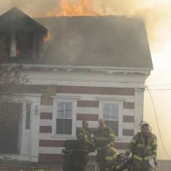 Fire destroys Lamoine home