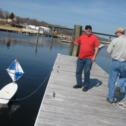 Miniature boat from Maine completes extraordinary journey