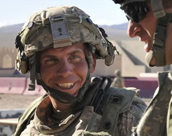 In this Aug. 23, 2011, file photo provided by the Defense Video & Imagery Distribution System, Sgt. Robert Bales takes part in exercises at the National Training Center at Fort Irwin, Calif. It is still not known if Bales, who allegedly massacred 17 Afghans, was ever diagnosed with post-traumatic stress disorder, but even if he had been, that alone would not have prevented him from being sent back to war. The Army diagnosed 76,176 soldiers with PTSD between 2000 and 2011. Many returned to the battlefield after mental health providers determined their treatment worked and their symptoms had gone into remission.
