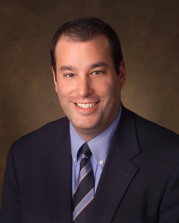 Augusta dentist Jonathan Shenkin