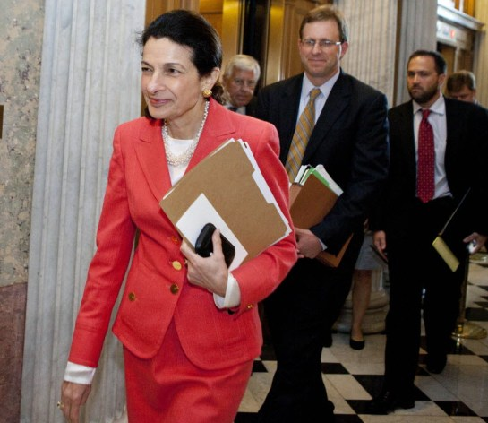 Sen. Olympia J. Snowe announced this week that she would not run for re-election.