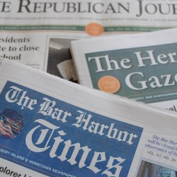 Harpswell community newspaper in peril because of unpaid ads, staff departures
