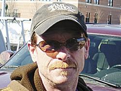 """Patriots."" — Tony Bragdon, Bangor"