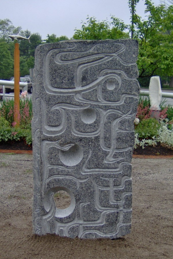 Andreas Von Heune of Woolwich is among eight sculptors chosen for the 2012 Schoodic International Sculpture Symposium. Artists are preparing to create works of art that will be located in Bangor, Orono and Old Town and on the Husson University and University of Maine campuses.