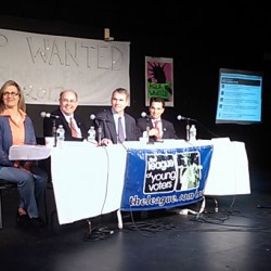 Democratic Senate candidates talk business, strategy at Portland Regional Chamber forum