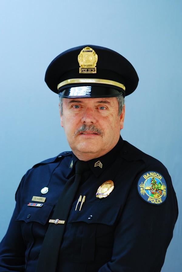 Sgt. John Roach