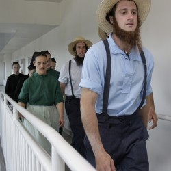 FBI arrests 7 Amish men on hate-crimes charges