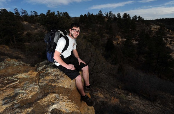 Matt Liparulo will soon start a 7,300-mile journey when he starts hiking the Appalachian Trail. The Colorado Springs, Colo. resident will produce a photo journal during his two-year hike that will also include the Pacific Crest and Continental Divide trails.