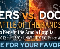 Battle of the Bands to raise money for Acadia Hospital's Youth Services