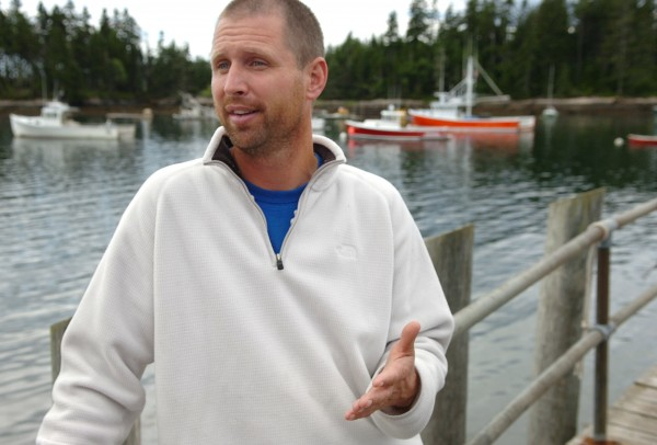 Phil Torrey, captain of the Master Simon, speaks in July 2010 about the lobster boat collision he was involved in near Pond Island which left fellow Winter Harbor fisherman Frank Jordan, 71, dead and Jordan's boat, the Linda Diane, sunk.
