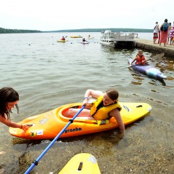 Childhood cancer unites families at Ellsworth summer camp