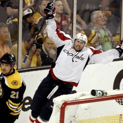 Holtby makes 44 saves as Capitals tip Bruins