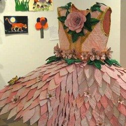 """Ethereal objects haunt the buildings of Liberty for """"The Dearly Kept"""" multi-venue art exhibit"""
