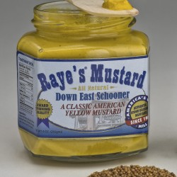 Raye's Mustard to be featured on The Cooking Channel