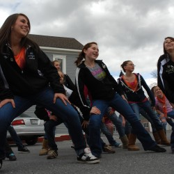 Flash Mob America comes to Southern Maine
