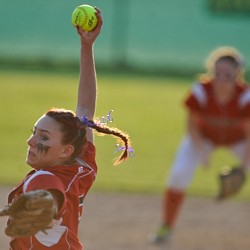 Dexter softball surges to the top of Class C