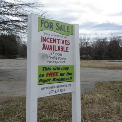 No takers for several town-owned lands along midcoast