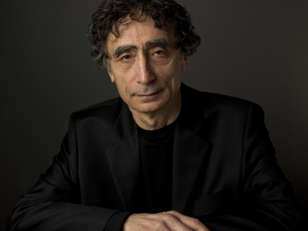 Author, Gabor Maté, M.D.