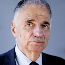 Maine high court again hears Nader lawsuit alleging obstruction of '04 presidential candidacy