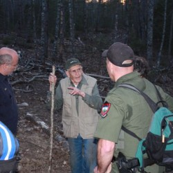 Maine wardens find missing Starks man, 83