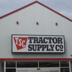 Work to start in Millinocket next month on Tractor Supply store