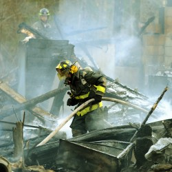 'Nothing is salvageable' after Hampden fire, investigation continues