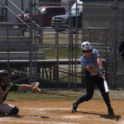 BU rallies by University of Maine softball; Bears need one win to clinch playoff berth