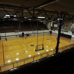 UMaine nears initial $14M goal to begin Memorial Gym, field house renovations