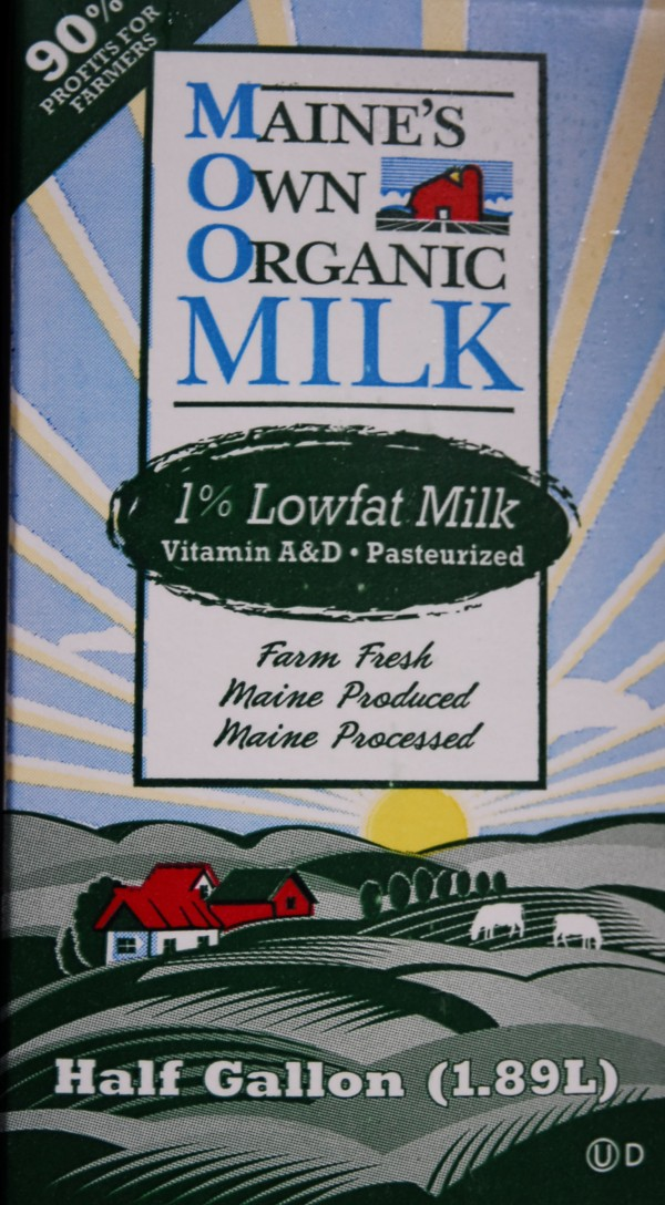 Augusta-based Maine's Own Organic Milk Co. was sued in federal court by the Union of Orthodox Jewish Congregations of America over claims the dairy was using the group''s kosher symbol without proper authorization.