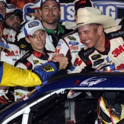 Biffle going for fifth Michigan victory, Chase climb